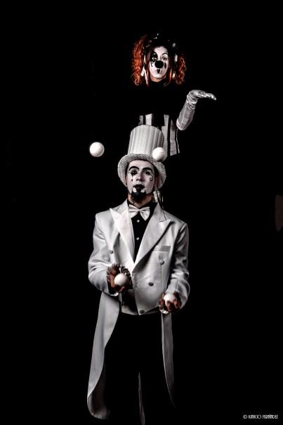 Circo, Cabaret, Payasos, Mimos