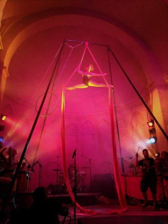 Aéreos Alquimia Circus