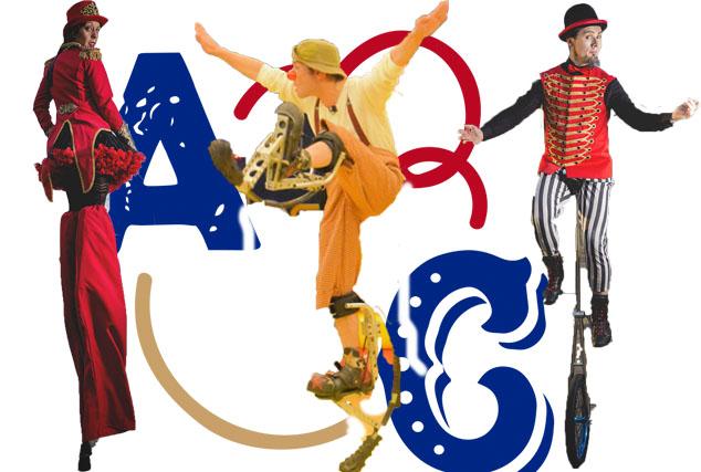 Equilibrios Alquimia Circus